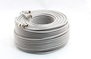 Câble 12 volts / KX6 - 5 mètres - gris - de qualité 3*