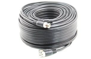 Câble 12 volts / KX6 - 10 mètres - noir
