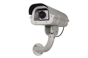 camera factice video surveillance camera de surveillance. Black Bedroom Furniture Sets. Home Design Ideas
