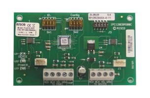 Interface amplificateur et isolateur pour détecteurs BUS RISCO