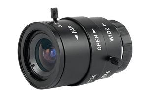VED-4510M - Objectif 4,5 mm à 10 mm