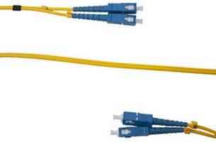 Cordon fibre optique SC-SC duplex