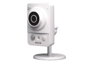 Caméra IP Cube intérieure RISCO