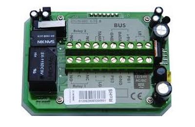 Clavier électronique seule - 2 relais - 99 codes XPR