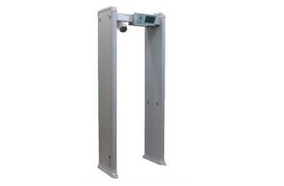 Détecteur de métaux avec caméra thermique intégrée HIKVISION