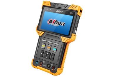 Testeur de caméras analogiques IP HD-CVI DAHUA