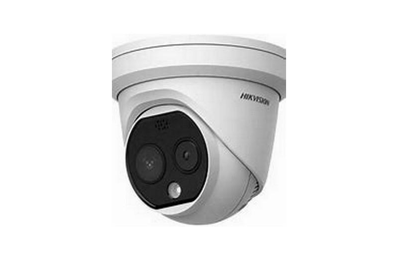 Caméra Thermique 4MP 6mm HIKVISION
