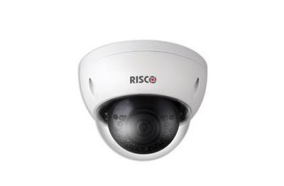 Mini dôme IP PoE Vupoint™ RISCO