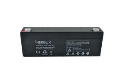 Batterie rechargeable VRLA 12V / 2.1 AH IZYX