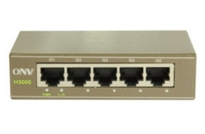 Switch 5 ports Gigabits ONV