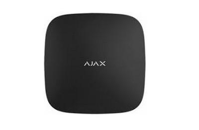 Centrale HUBPLUS GPRS/3G/IP/WIFI noire AJAX
