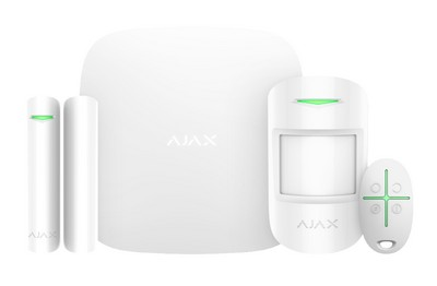 StraterKit GPRS/IP blanc AJAX