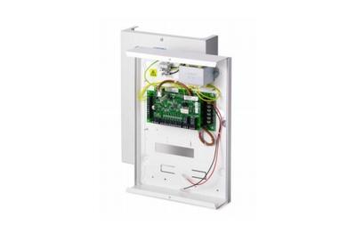 Coffret d'alimentation avec chargeur batterie 7Ah et carte d'extension 8 entrées/2 sorties SPC VANDERBILT