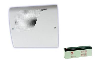 Pack sirène intérieure et batterie NFA2P ATLS