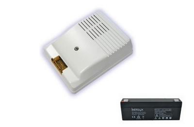 Pack sirène extérieure et batterie ATLS