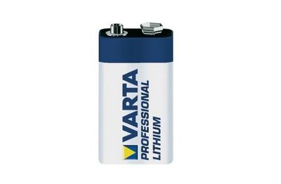 Pile lithium 9V LSA 6LR61