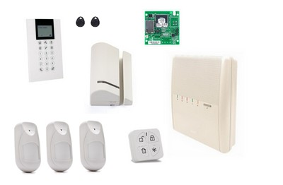 Kit Agility 4 IP/3G IRP RISCO
