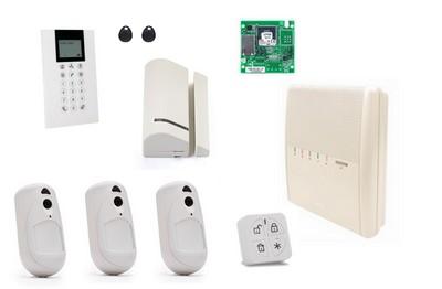 Kit Agility 4 IP/3G PIR RISCO