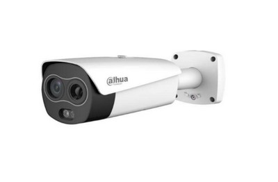 Caméra thermique avec mesure température corporelle DAHUA