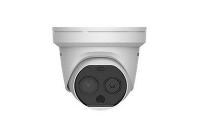 Caméra thermique dépistage fièvre 4MP HIKVISION