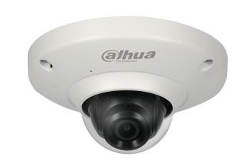 Caméra fisheye panoramique IP 5 Mégapixels DAHUA