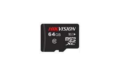 Carte SD 64G HIKVISION