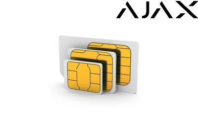Offre M2M4YOU AJAX sans MotionCam: Data 60Mo. Voix 5 minutes. SMS 0 unité