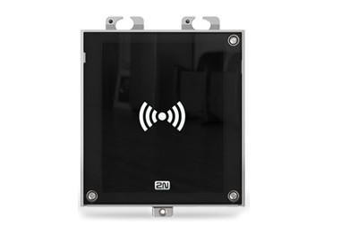 Lecteur 2.0 IP PoE de cartes RFID 2N