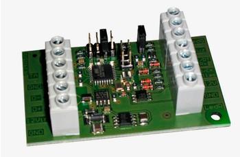 Convertisseur Wiegand RS485 pour centrale WS4...