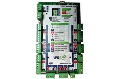 Centrale - Contrôleur IP Web serveur 4 porte...