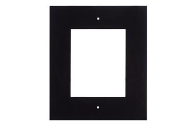 Cadre noir encastré pour lecteur Access Unit 2N
