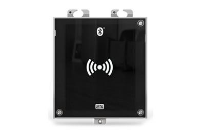 Lecteur 2.0 Bluetooth et RFID double technologie 2N
