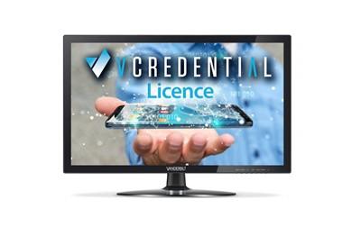 Licence 1 badge virtuel Bluetooth Vanderbilt