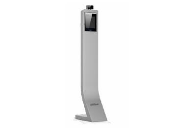 Terminal de mesure corporelle et de reconnaissance faciale avec piédestal DAHUA