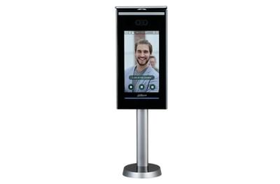 Terminal de mesure corporelle et de reconnaissance faciale avec support DAHUA