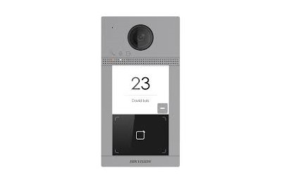 Platine de rue IP/WIFI 1 bouton HIKVISION