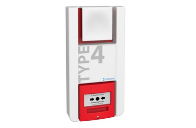 Alarme Type 4 à piles avec relais NEUTRONIC