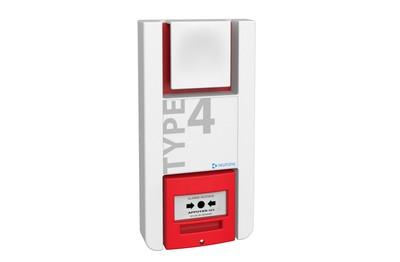Alarme Type 4 à piles NEUTRONIC