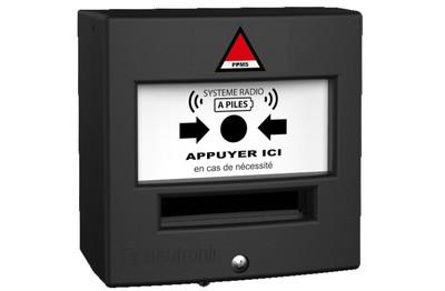 Déclencheur manuel radio étanche pour PPMS NEUTRONIC