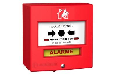 DM rouge pour alarme NEUTRONIC