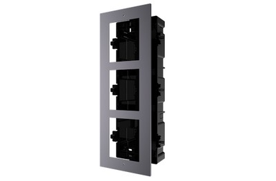 Portier IP 3 modules pour platine rue modulaire