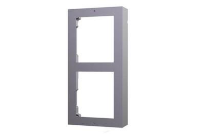 Cadre aluminium 2 modules HIKVISION