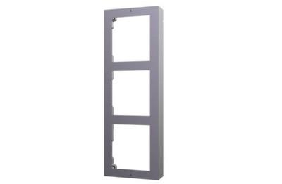 Cadre aluminium 3 modules HIKVISION