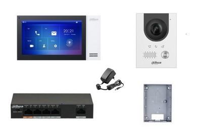 Kit interphonie IP DAHUA