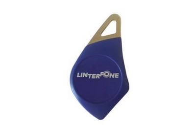 Badge bleu spécifique séquencé SOONE