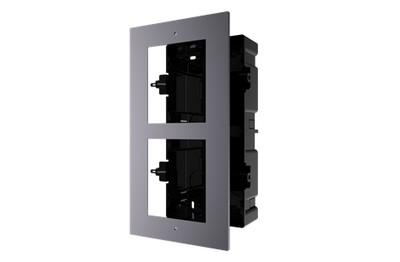 Portier IP 2 modules pour platine rue modulaire