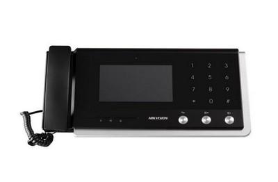 Poste principal d'interphone vidéo IP - Station maître