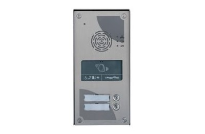 Kit interphonie IP/GSM audio 2 boutons prépayé 10 ans SOONE