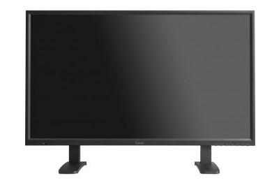 Moniteur de surveillance/supervision 43 pouces 4K HDMI, VGA, BNC, DVI IPURE