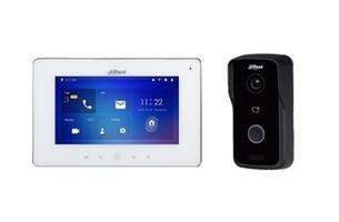 Kit interphone particulier IP Wi-Fi DAHUA